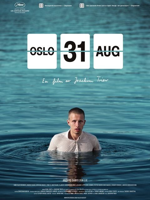 Oslo Ngày 31 Tháng 8 - Oslo August 31st