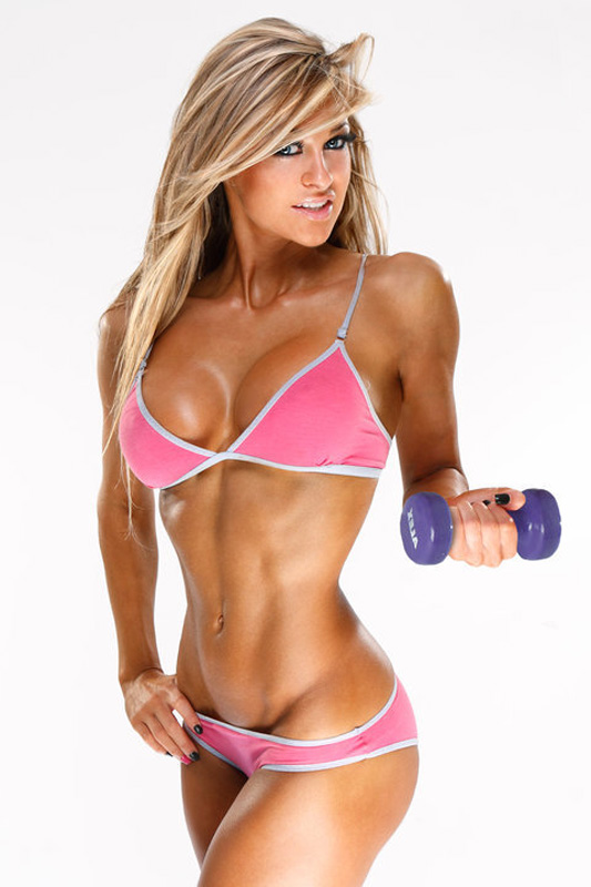 Laura michelle prestin fitness