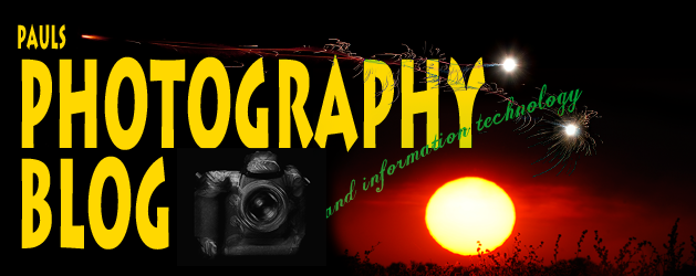 Pauls photography blog
