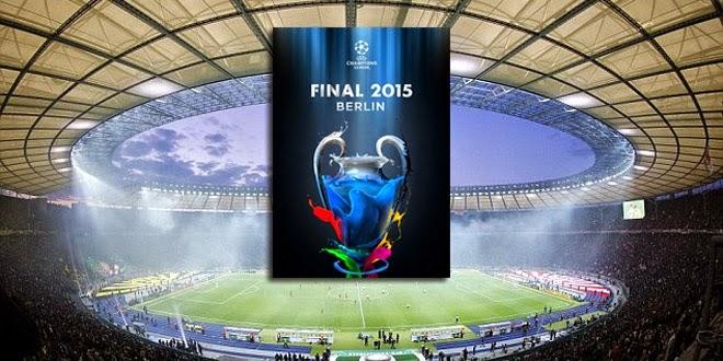 Keputusan Champions League Juara Eropah 2015