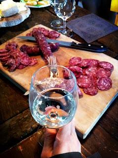 Romagna coriano santini salsiccia vino