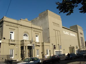 OLAVARRIA- Teatro Municipal, sede Congreso de Historia 2009