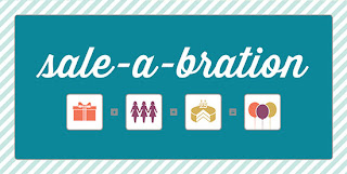 Find out about Sale-a-Bration 2013 here and get your freebies!
