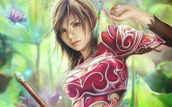 Fantasy CG Wallpaper I Chen Lin Artwork