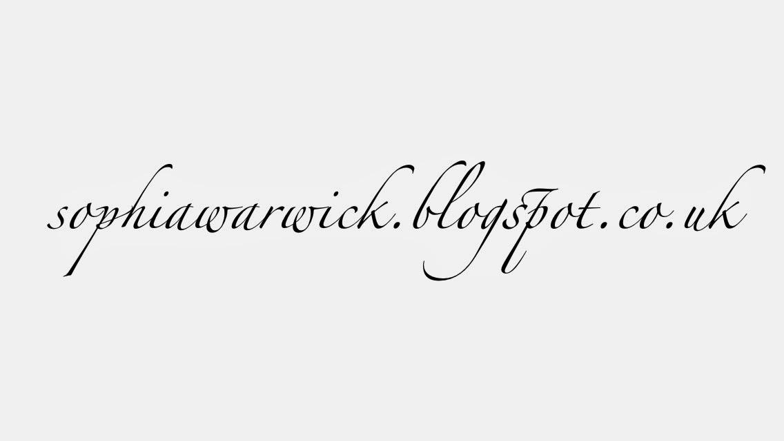 Sophia Warwick