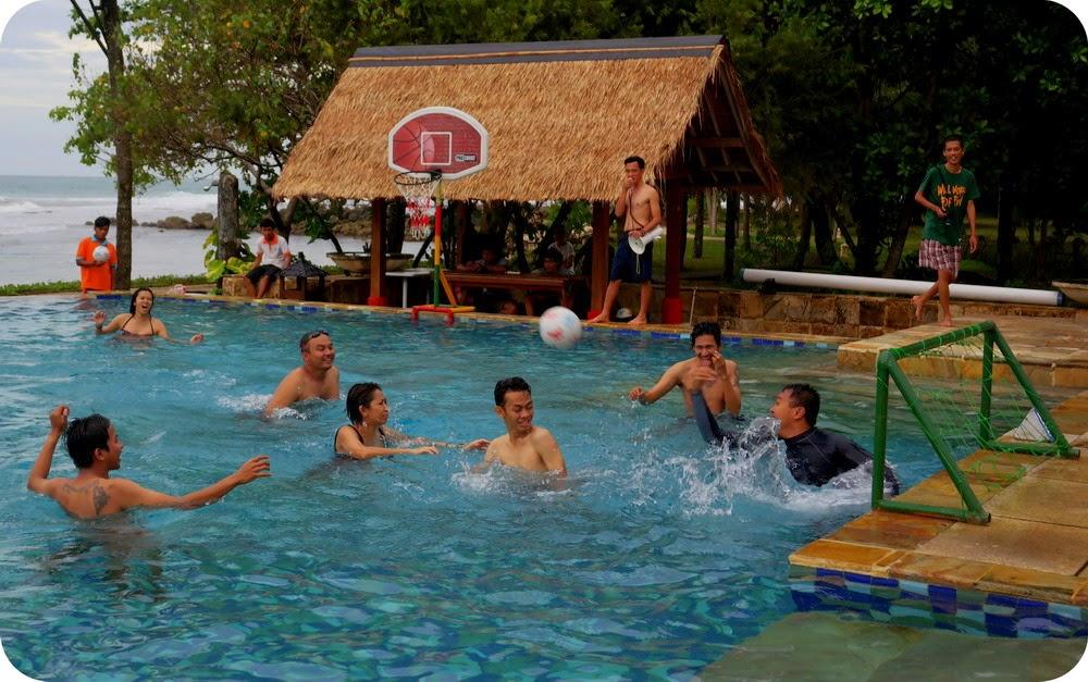 Kolam Renang Tanjung Lesung