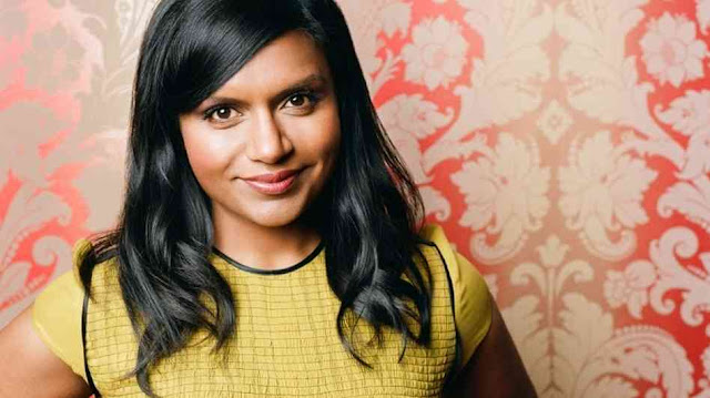 Top 20 Most Beautiful Female Celebrities: Mindy Kaling