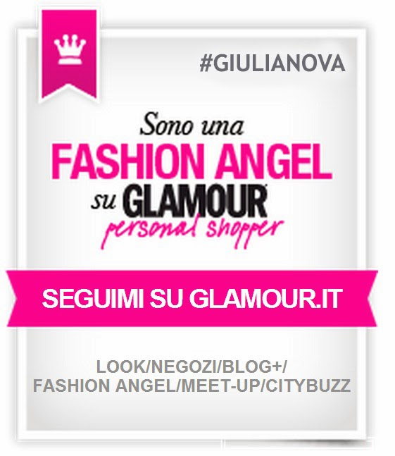 Follow me on Glamour