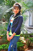 Tejaswi Latest photos SVSC Teju Glam Pics-thumbnail-16