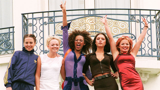 Spice Girls Reunite To Promote Musical