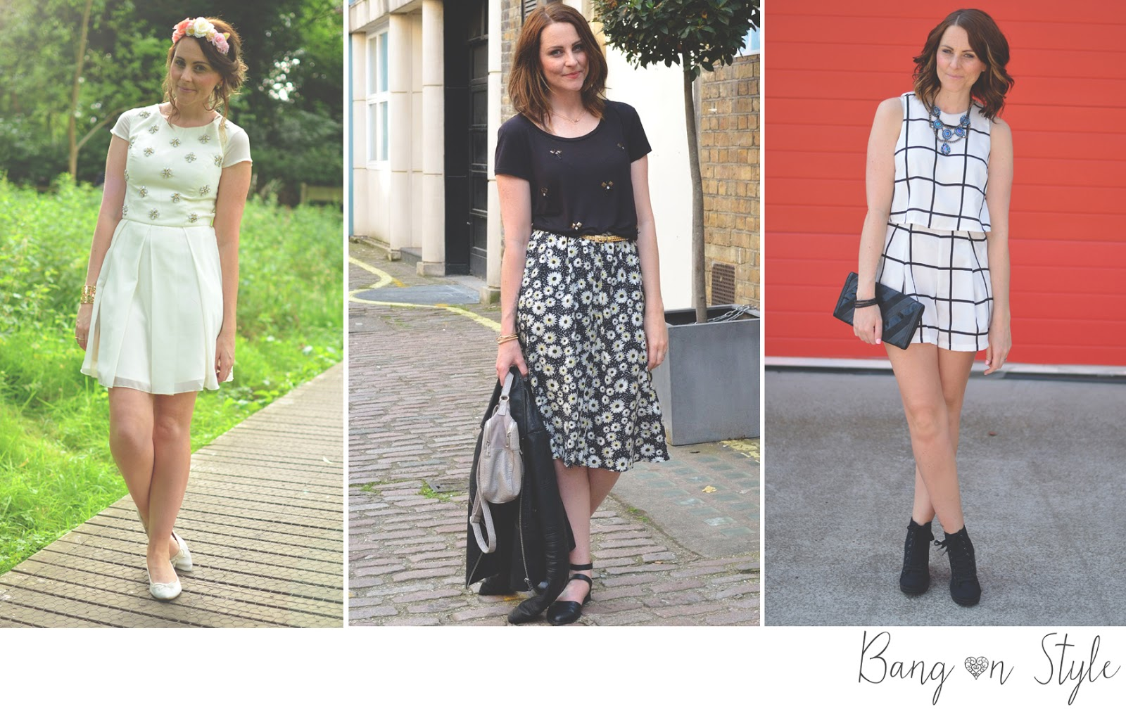 Bang On Style blog, fashion blogger uk