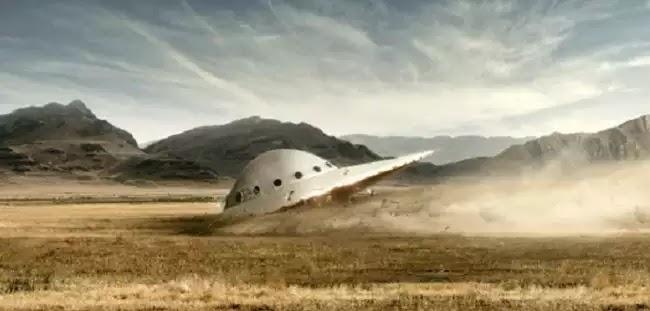 Τεκμηριωμένες συντριβές UFO πριν από Roswell!