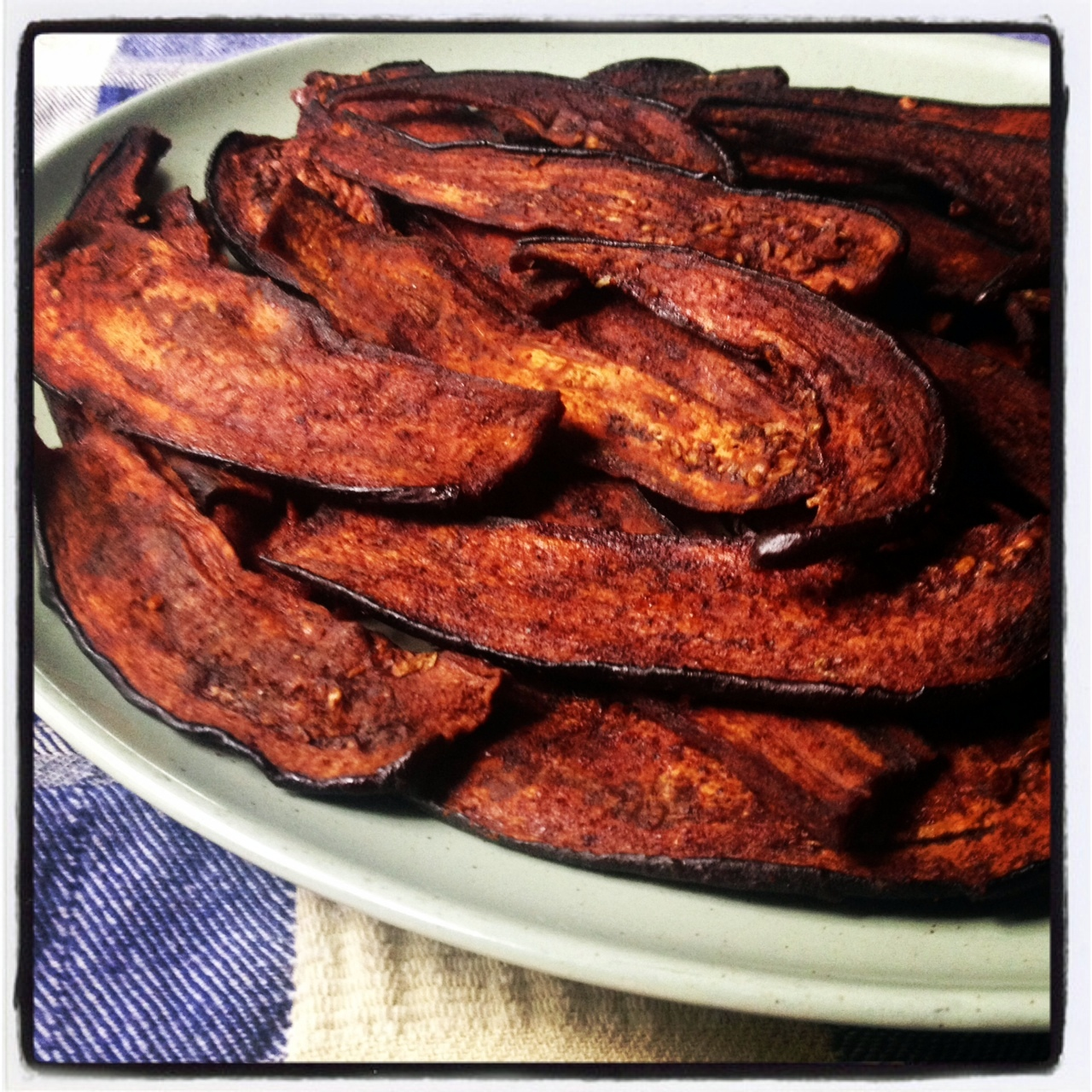 Real food tulsa eggplant bacon revisited eggplant bacon revisited forumfinder Images