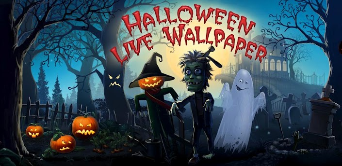 top android halloween live wallpaper to accompany your