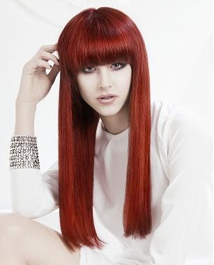 peinados+de+pelo+rojo+lacio