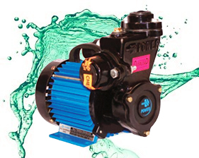 B-Power Monoblock Pump (1HP) Water Pump Online, India - Pumpkart.com