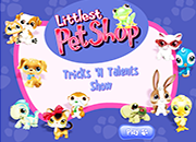 Littlest Pet Shop Talents and Tricks