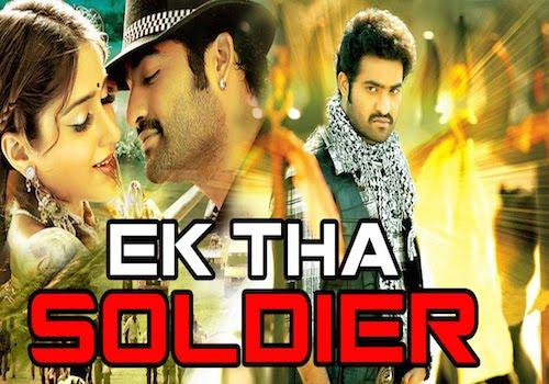 Ek Tha Soldier 2015 Hindi Dubbed