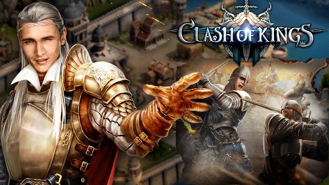 Clash of kings game android terlaris 2015, Game terlaris 2015 play store, Clash of kings game android 2015
