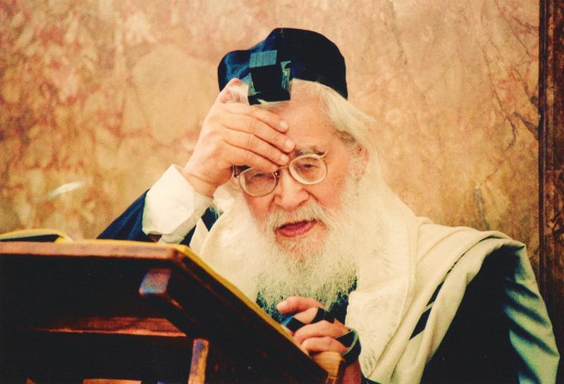 "Rambam >> Balabus: Remembering Rav Shach zt""l"