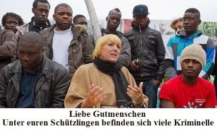 wie viel asylanten in deutschland