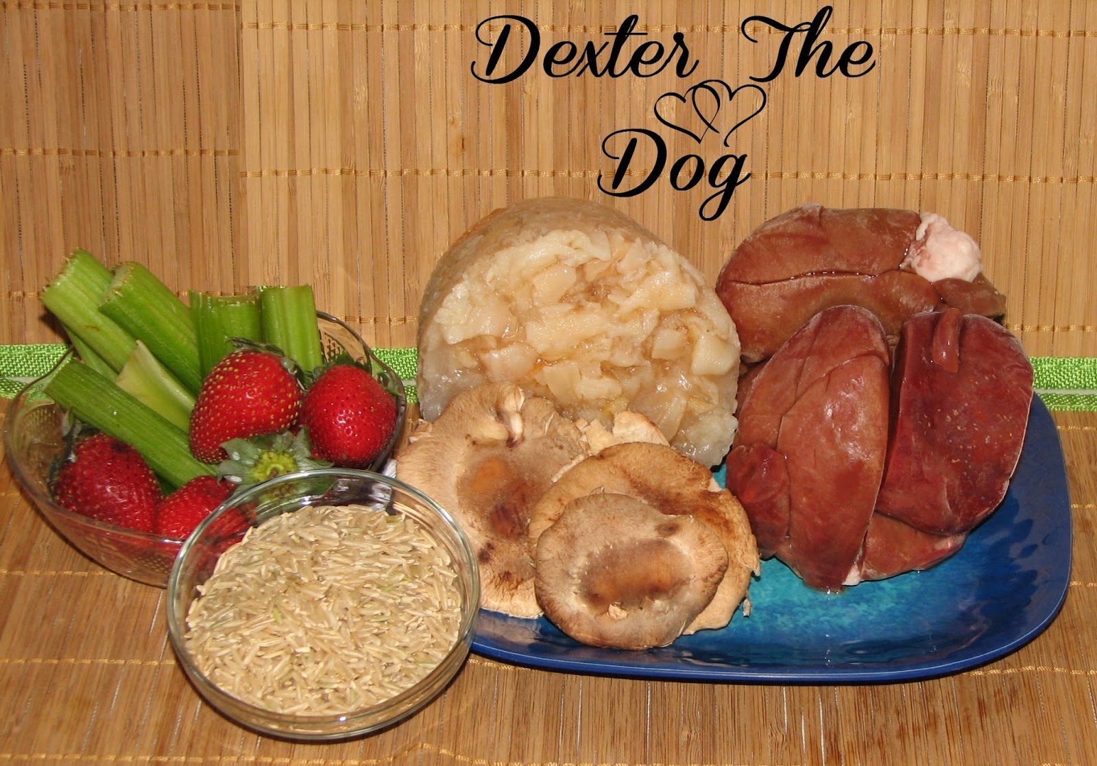 Cooking for your dog nutritious dog food healthy dog food recipes healthy dog food recipes strawberries and clams forumfinder Images