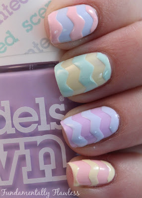 Fundamentally Flawless: Models Own Fruit Pastels Chevrons
