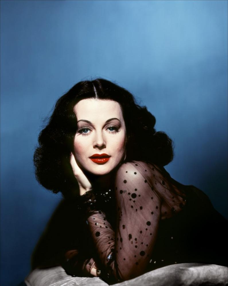 Maria Mckenzie S Blog Hedy Lamarr Beauty And Brains November 02 2015 10 23