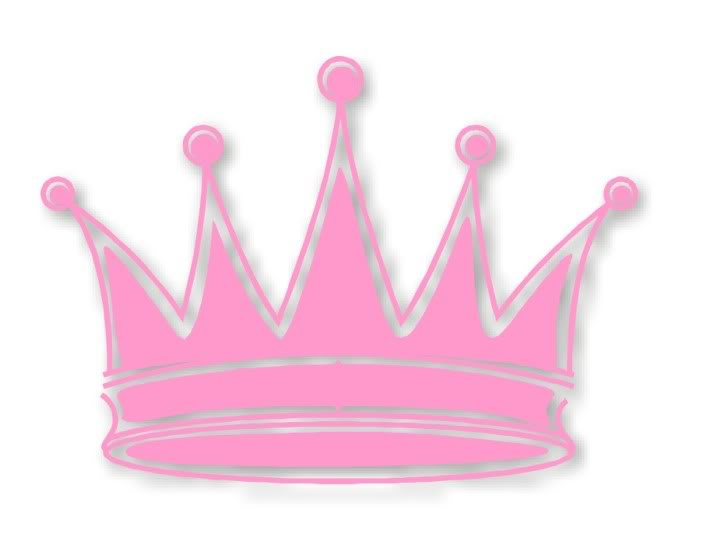 Corona De Color Rosa Coronas De Princesa Para Imprimir