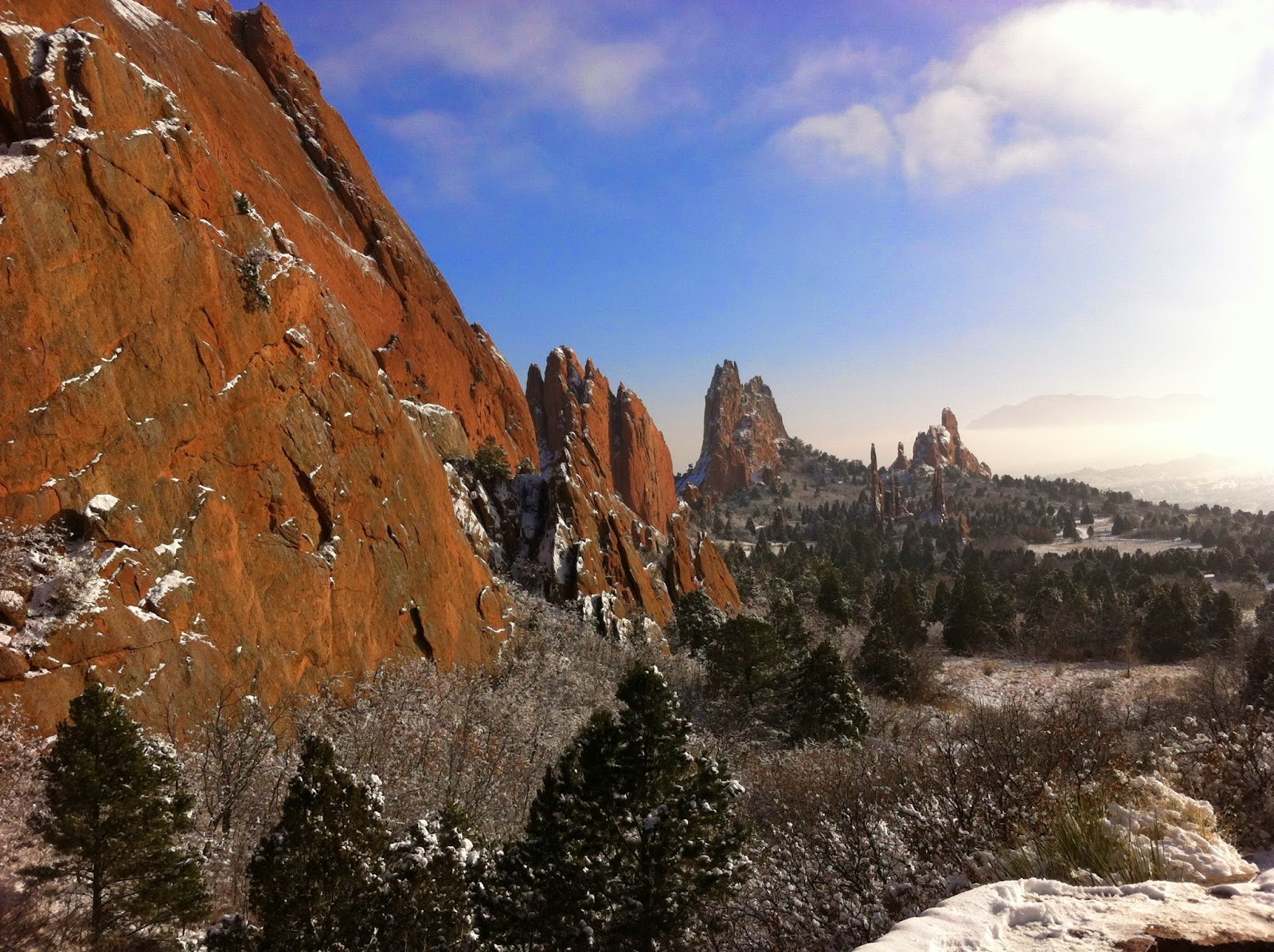 Insights and Sounds: Garden of the Gods