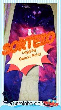 SORTEIO LEGGING GALAXI PRINT