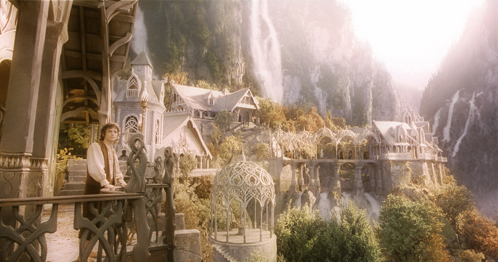 Fictional Places In Lord Of The Rings