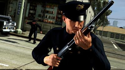 PC Game L.A Noire