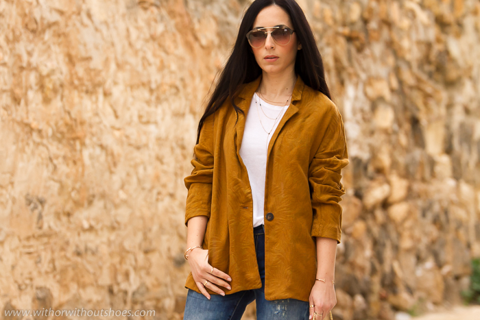 Blogger valenciana moda estilo casual chic