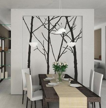 Ideas pr cticas para decorar el comedor decoguia tu - Vinilos decorativos comedor ...