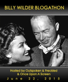 billy wilder blogathon
