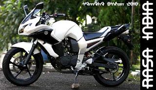 Modif Yamaha Byson Jadi Ducati Monster