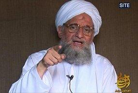 AHMAN AL ZAWAHIRI, AL-QUEIDA'S NEW CEO?