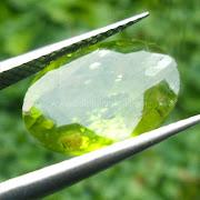 Batu Permata Green Peridot - SP810