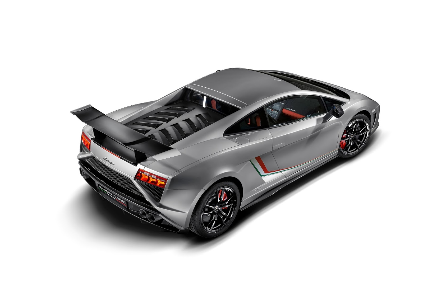 Lamborghini Gallardo The Lp 570 4 Squadra Corse The Latest Lambo