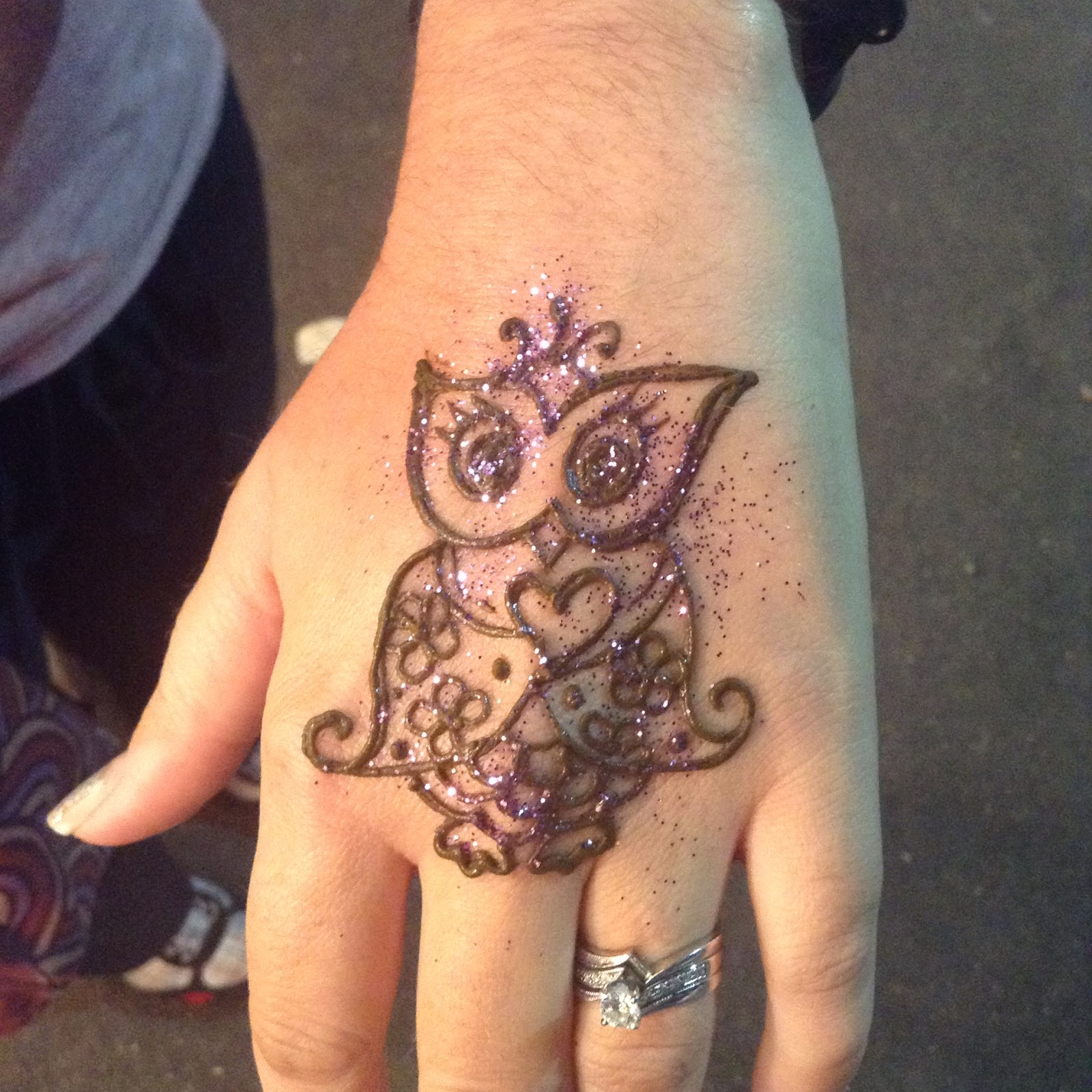 Stacie39s Place II Owls Henna Tattoos Food Hypnotists Amp More
