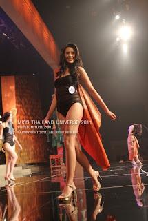 Chanyasorn Sakornchan, Miss Thailand Universe 2011