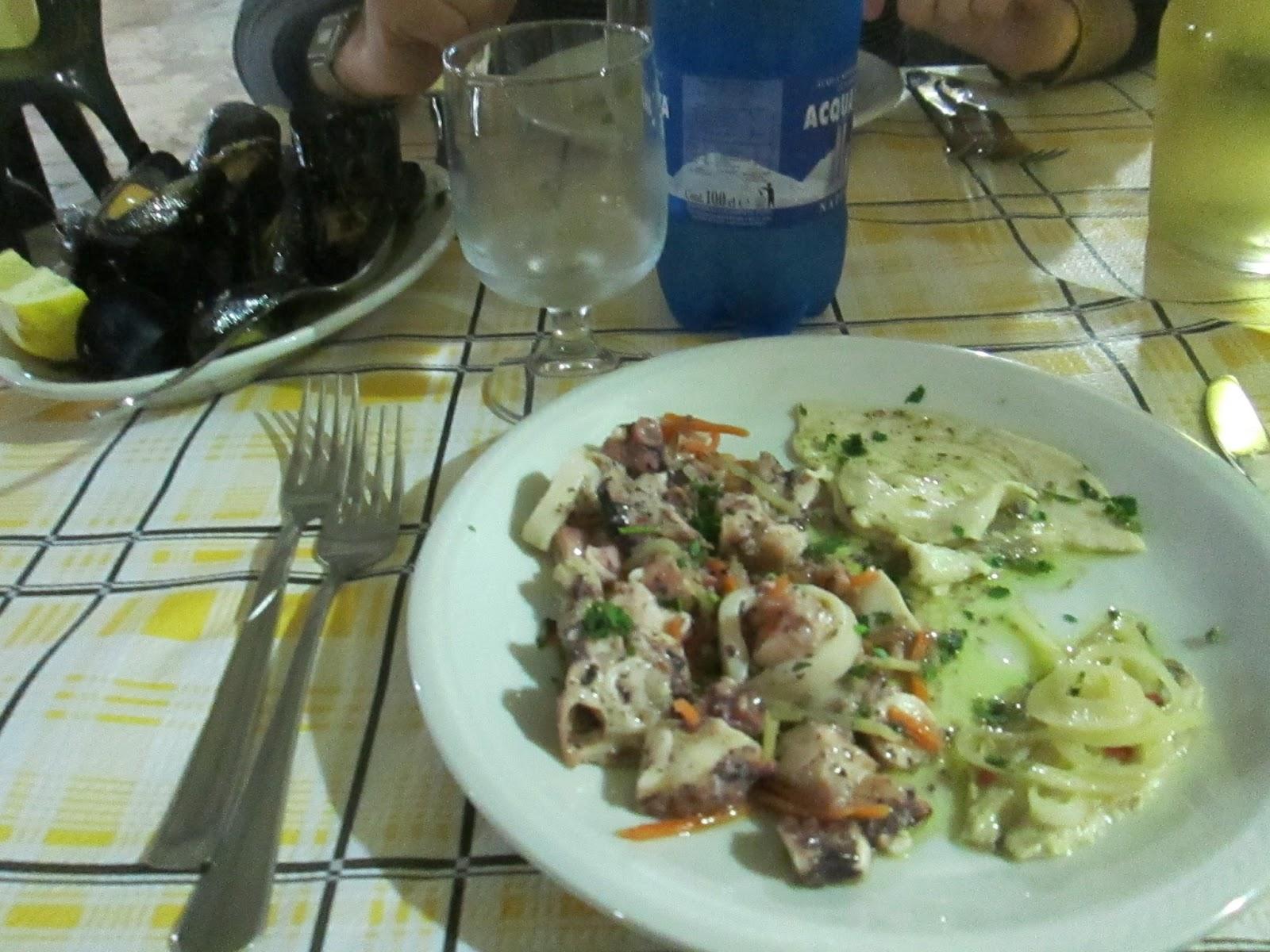 [GlobOblò]: :: ristorante 'Bagno Rosalba' (Tirrenia, PI)