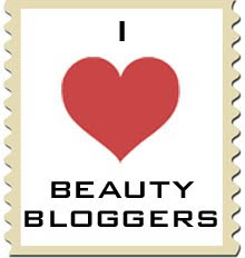 I heart beauty bloggers!