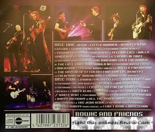 Bowie-Thé Serviette