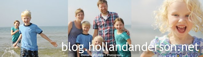 The H-A Family's Blog