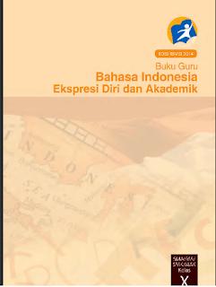 Buku Pegangan Guru Bahasa Indonesia Kelas X