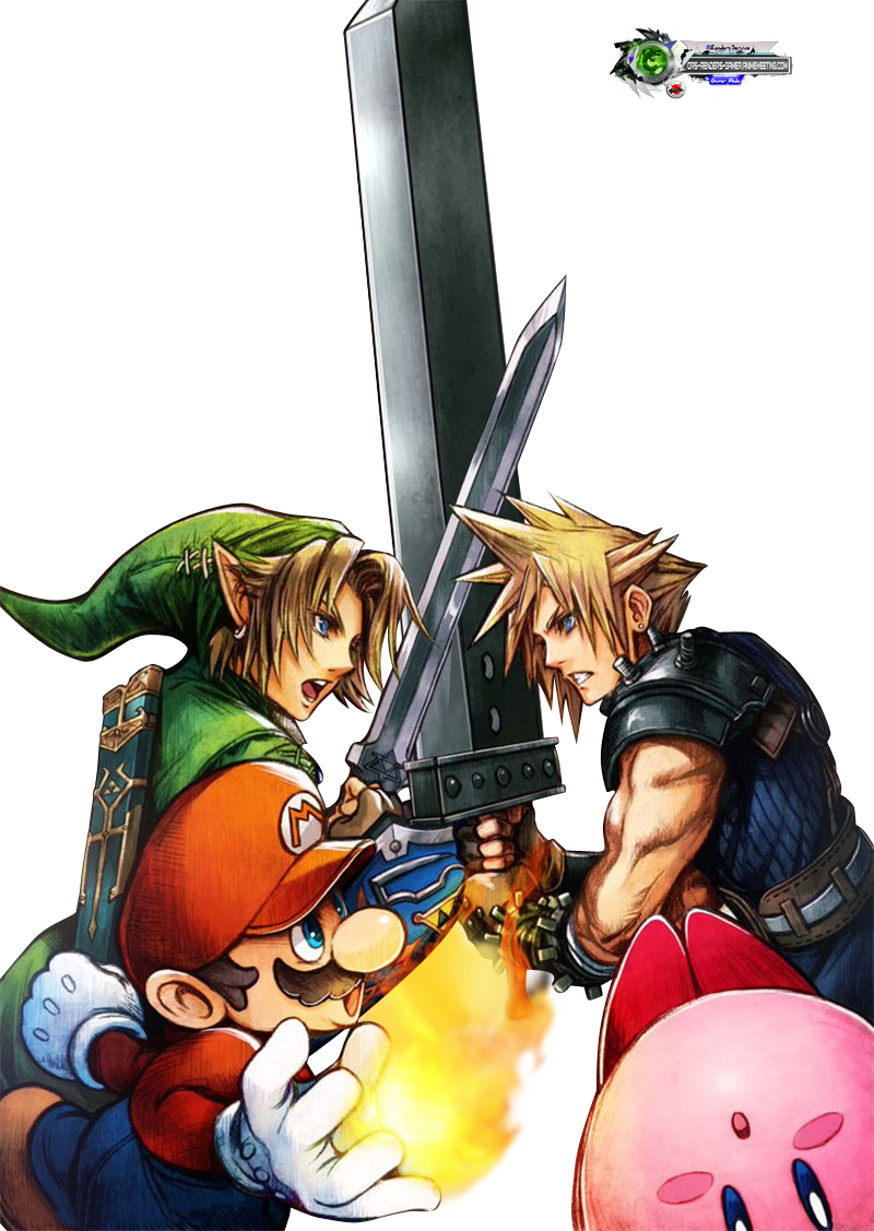 how to get cloud in super smash bros brawl