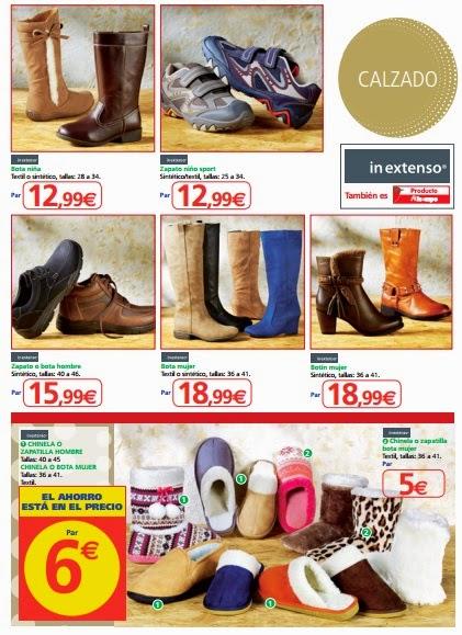 d579af849 Nuevo catálogo Alcampo con buenos precios en ROPA CALZADO