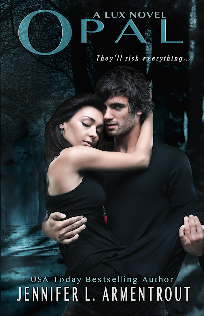Opal by Jennifer Armentrout Cover Release